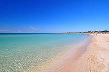 Отдых в поселке Песчаное летом