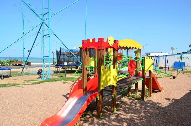 Развлечения на отдыхе в Песчаном с детьми